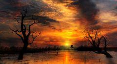 Hochwasserromantik