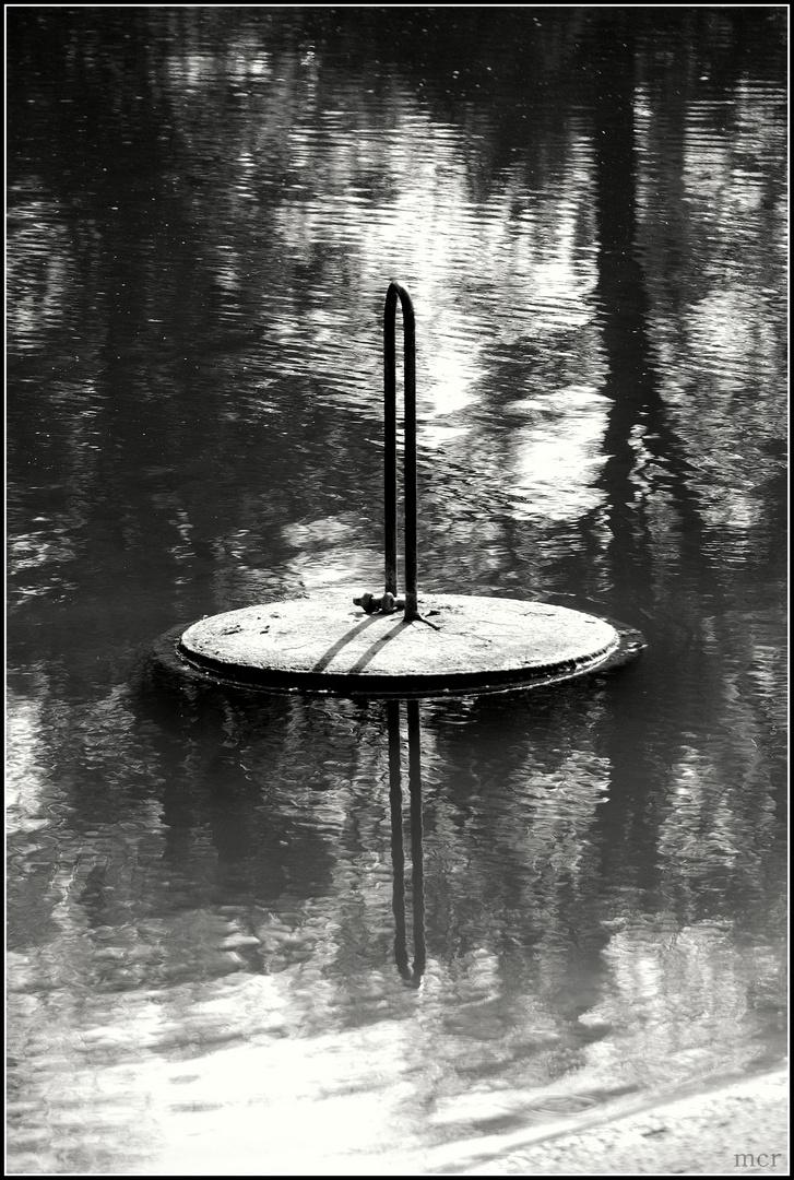 Hochwasserüberlauf?