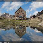Hochwildehaus, 2883 m