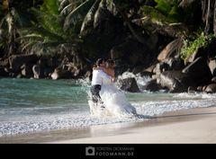 Hochzeit Aitutaki