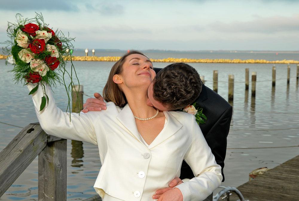 Hochzeit am 29.12.08