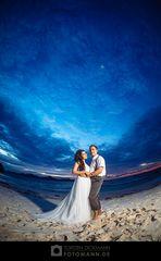 Hochzeit an der Anse Severe, La Digue
