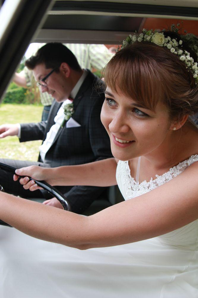 Hochzeit an der Förde