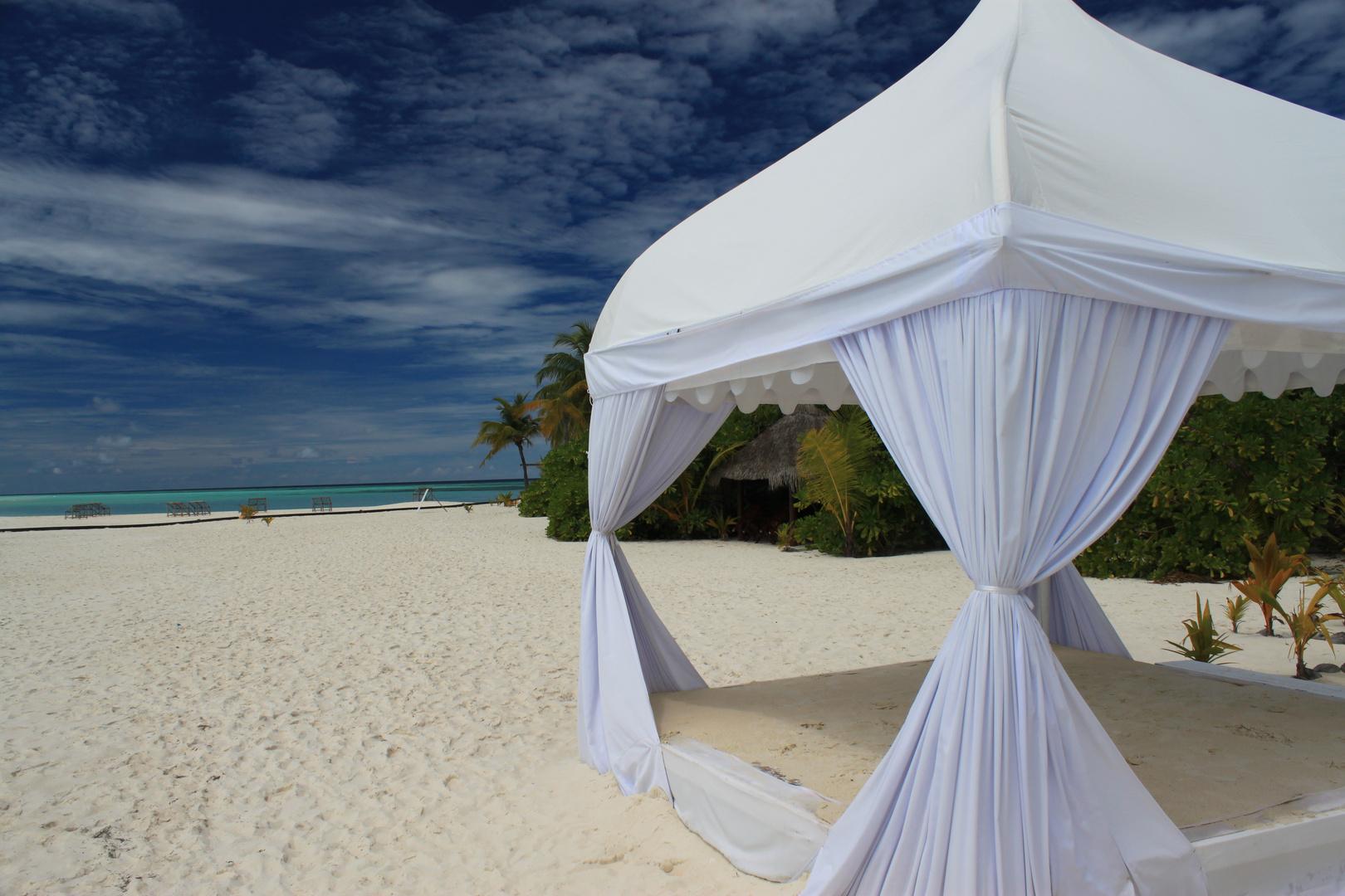 Hochzeit Auf Den Malediven Foto Bild Asia Indian Ocean