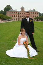 Hochzeit auf Schloss Favorite