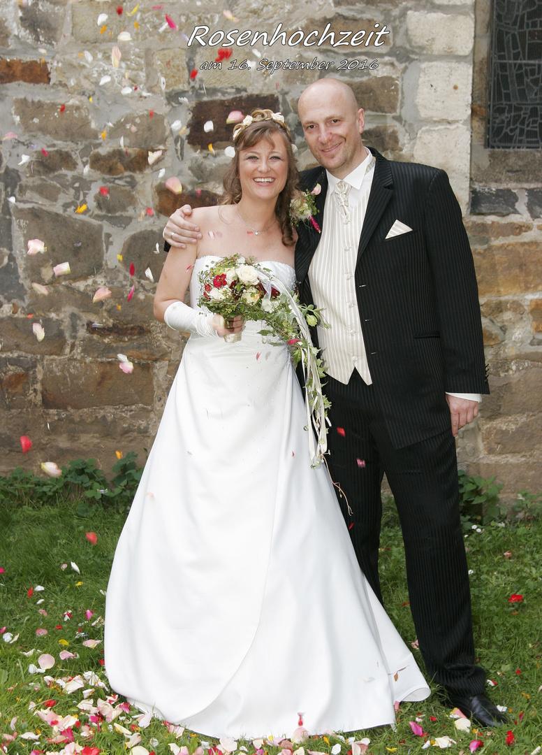 Hochzeit Claudia-Peter