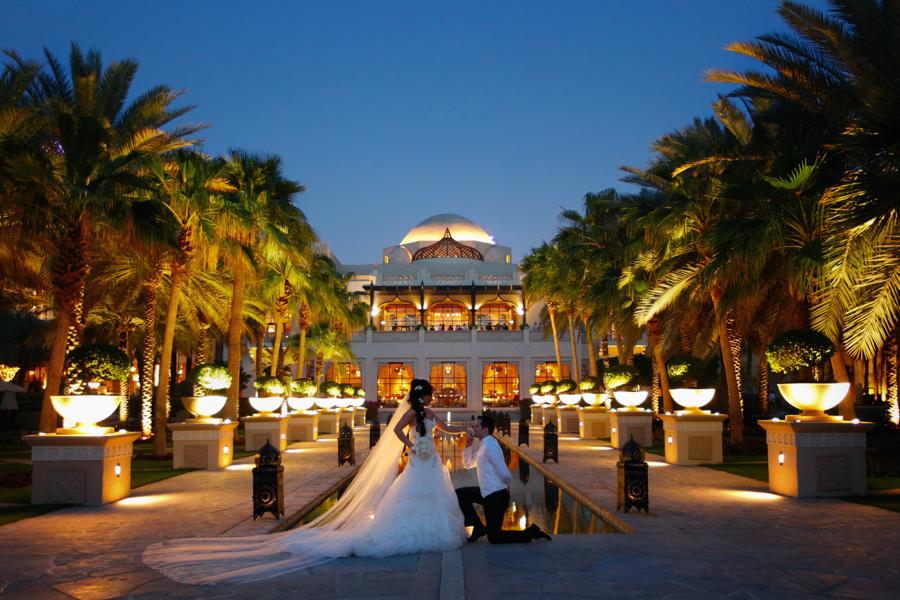 Hochzeit Dubai 2012