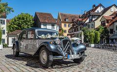 Hochzeit in Meersburg