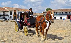Hochzeit in Villa de Leyva