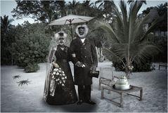 Hochzeit machen das ist wunderschön...