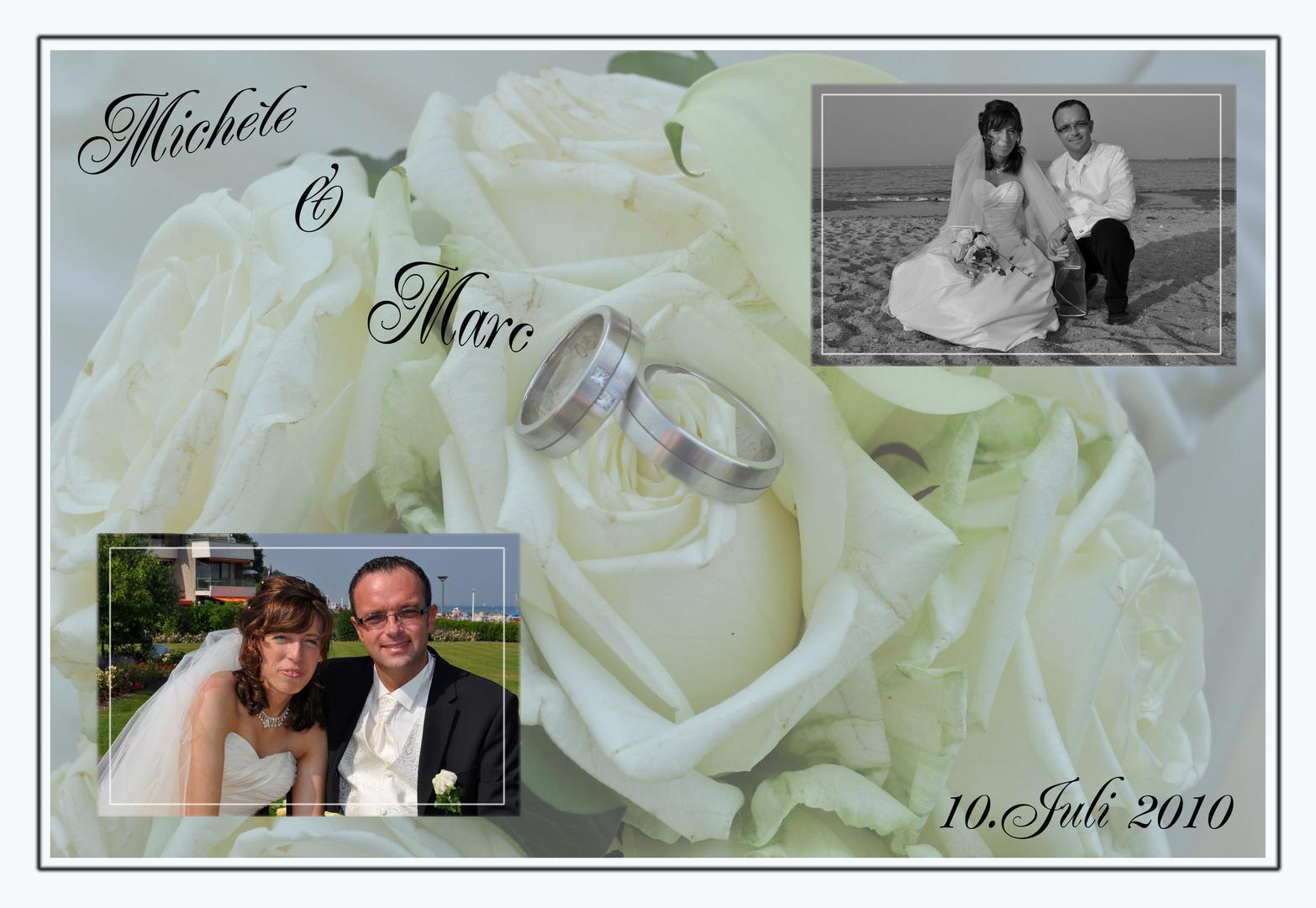 Hochzeit M&M / Collage