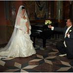 Hochzeit Moment