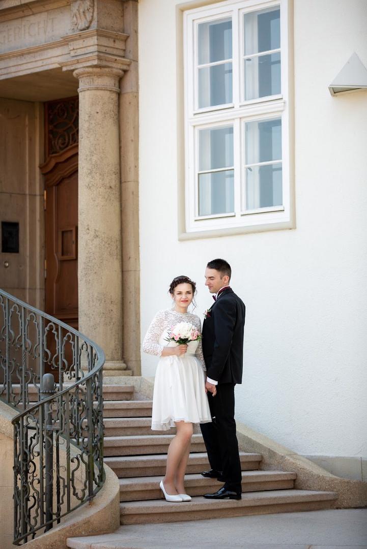Hochzeit P u. J