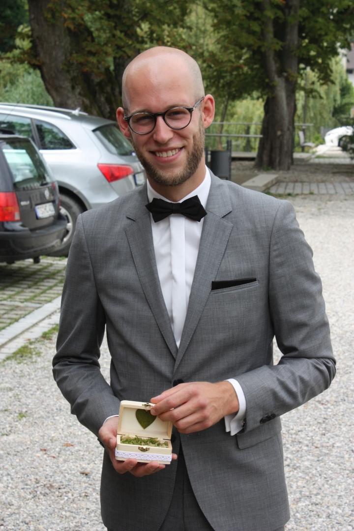Hochzeit Sarah und Patrick - 1 Willst du meine Frau werden?