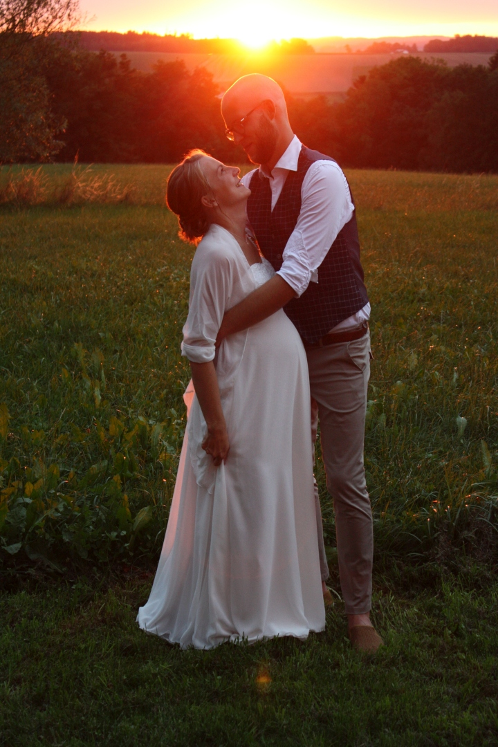 Hochzeit Sarah und Patrick - 12 Ich lass dich nie mehr los