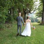 Hochzeit Sarah und Patrick - 6 Mit dir geh ich soweit die Füße tragen