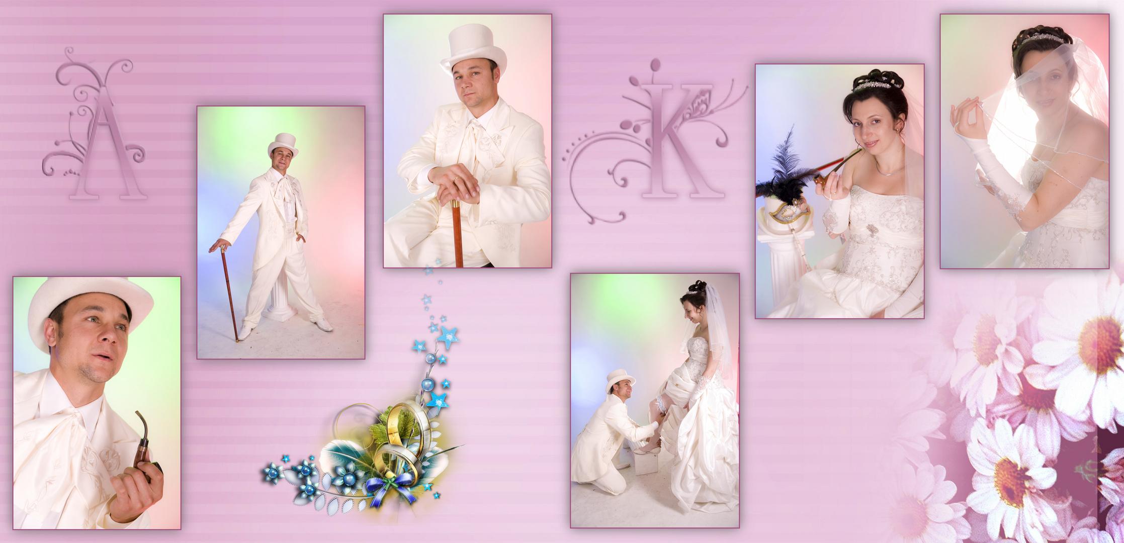 Hochzeit von Katharina & Artur