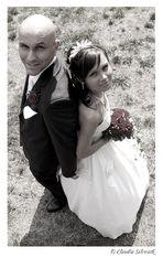 Hochzeit von Oben