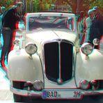 Hochzeitauto 1937