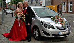 Hochzeit/Auto