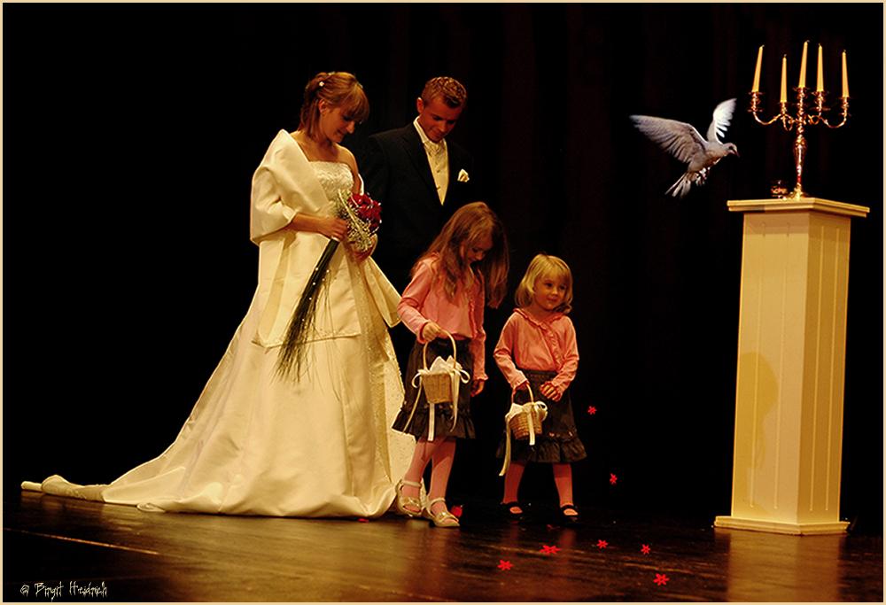Hochzeitsausstellung 2008
