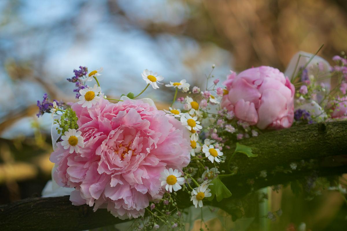 Hochzeitsblümchen
