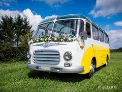Hochzeitsbus Setra S6