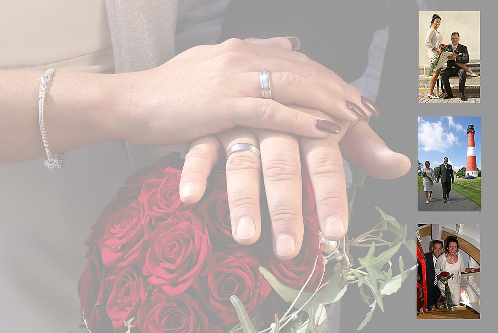 Hochzeitscollage