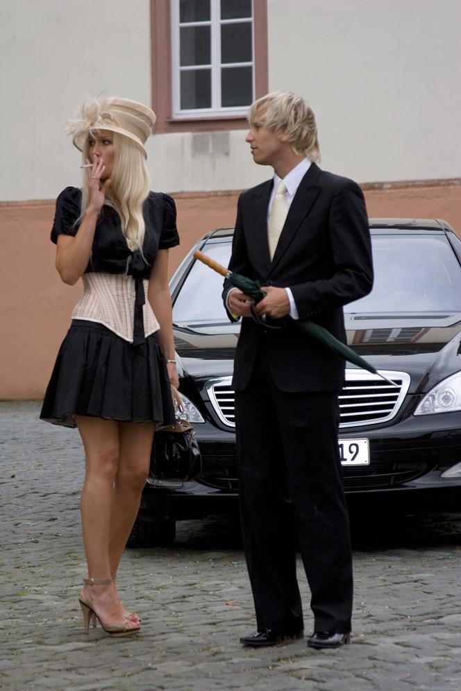 Hochzeitsgaste Foto Bild Erwachsene Prominente Des Offentl