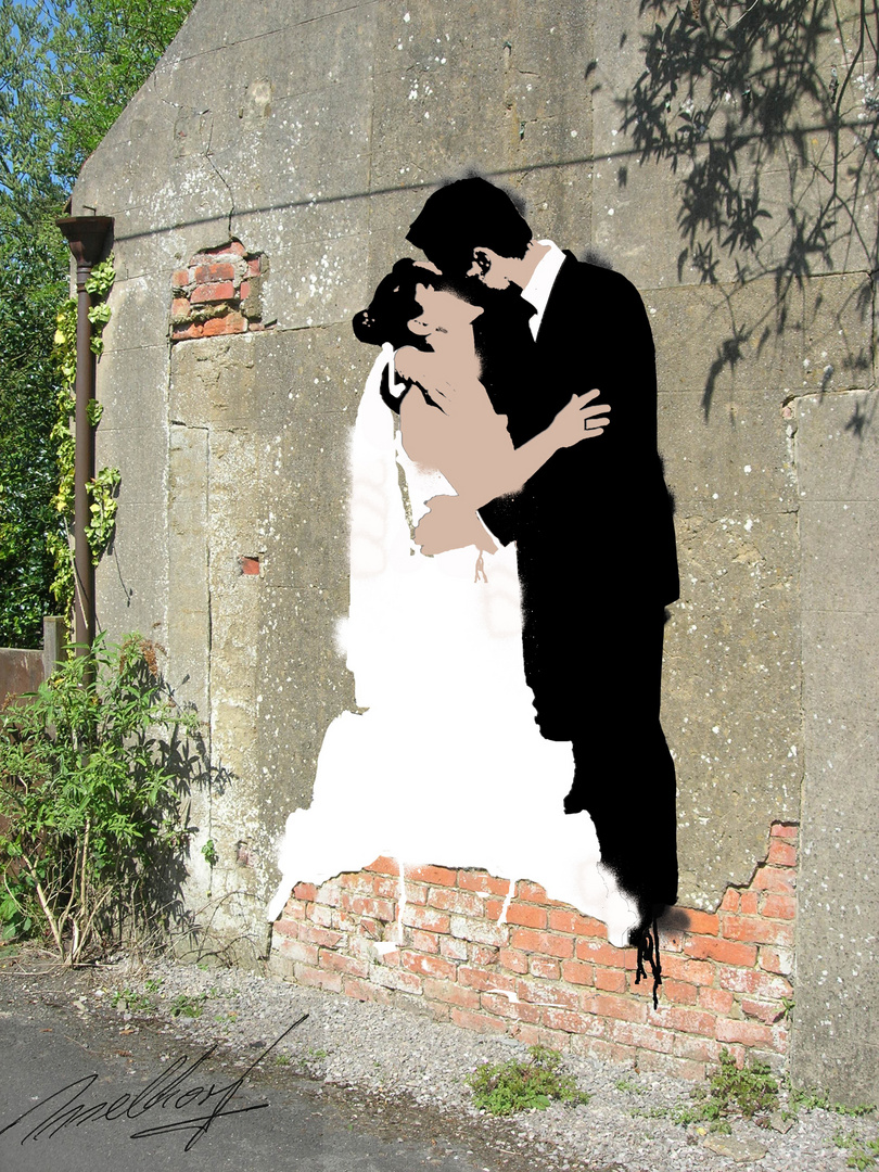 Hochzeitsgraffiti 1