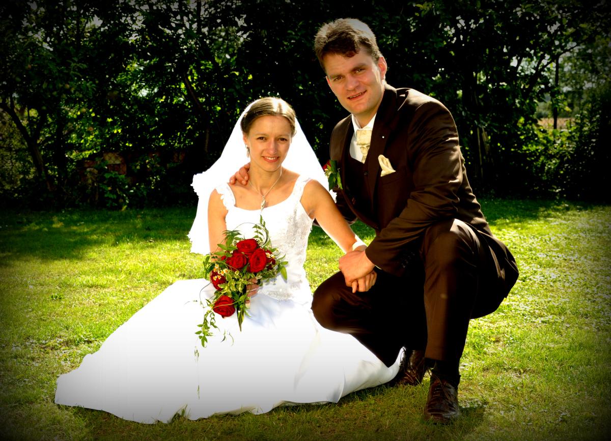 Hochzeitspaar 2 Foto Bild Hochzeit Menschen Bilder Auf