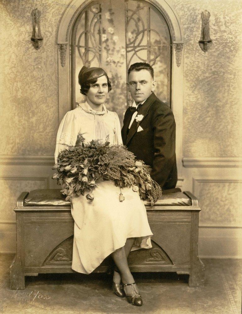 Hochzeitspaar Foto Bild Alte Fotos Nostalgische