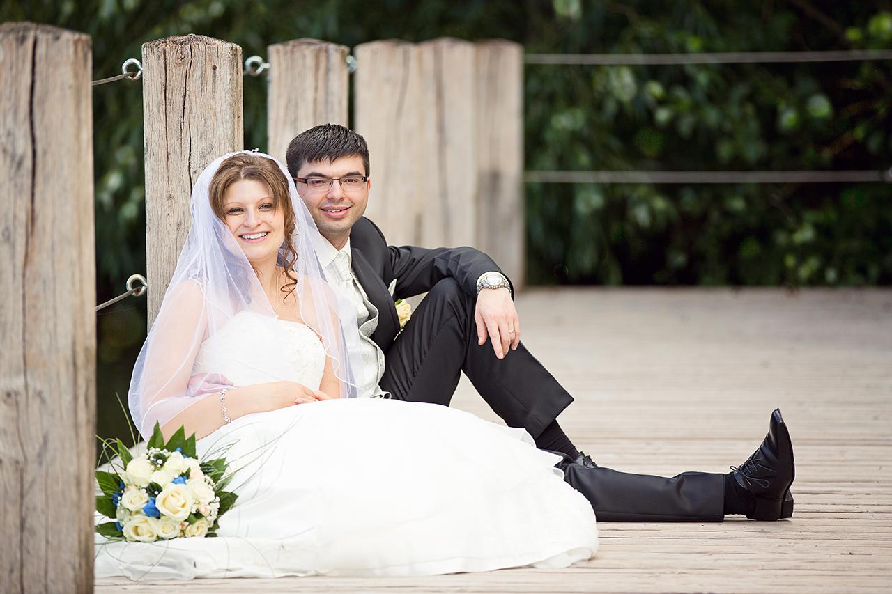 Hochzeitspaar Fotoshooting Foto Bild Hochzeit