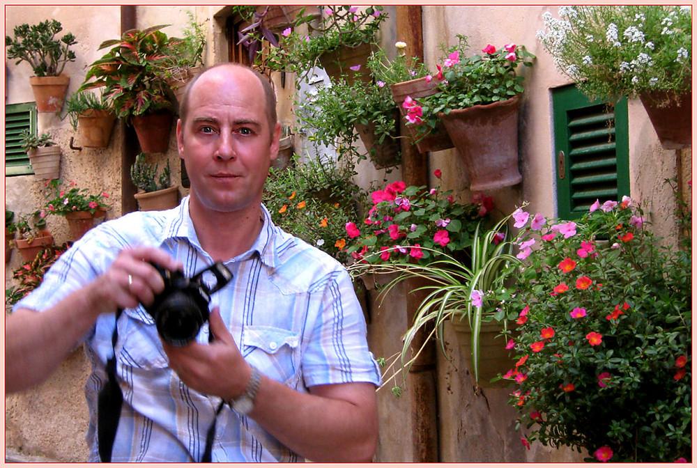Hochzeitsreise auf Malle 2008