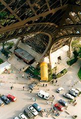 Hochzeitsreise, Paris 1989