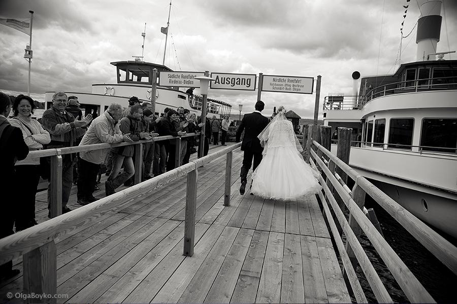 Hochzeitsreportage :: am Ammersee