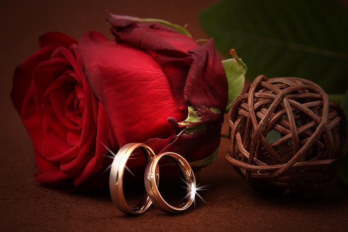 Hochzeitsringe Foto Bild Hochzeit Menschen Bilder Auf Fotocommunity