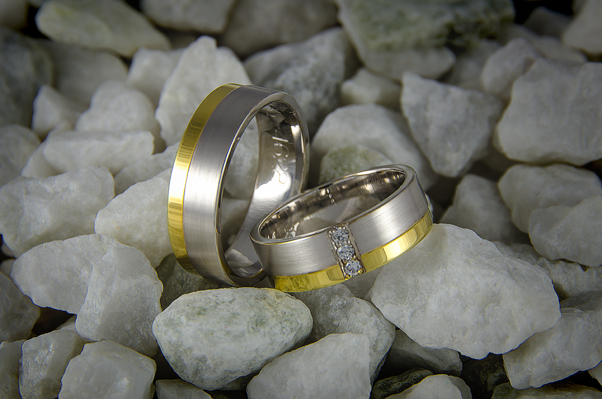 Hochzeitsringe 2 Foto Bild Stillleben Gold Juwelen Schmuck