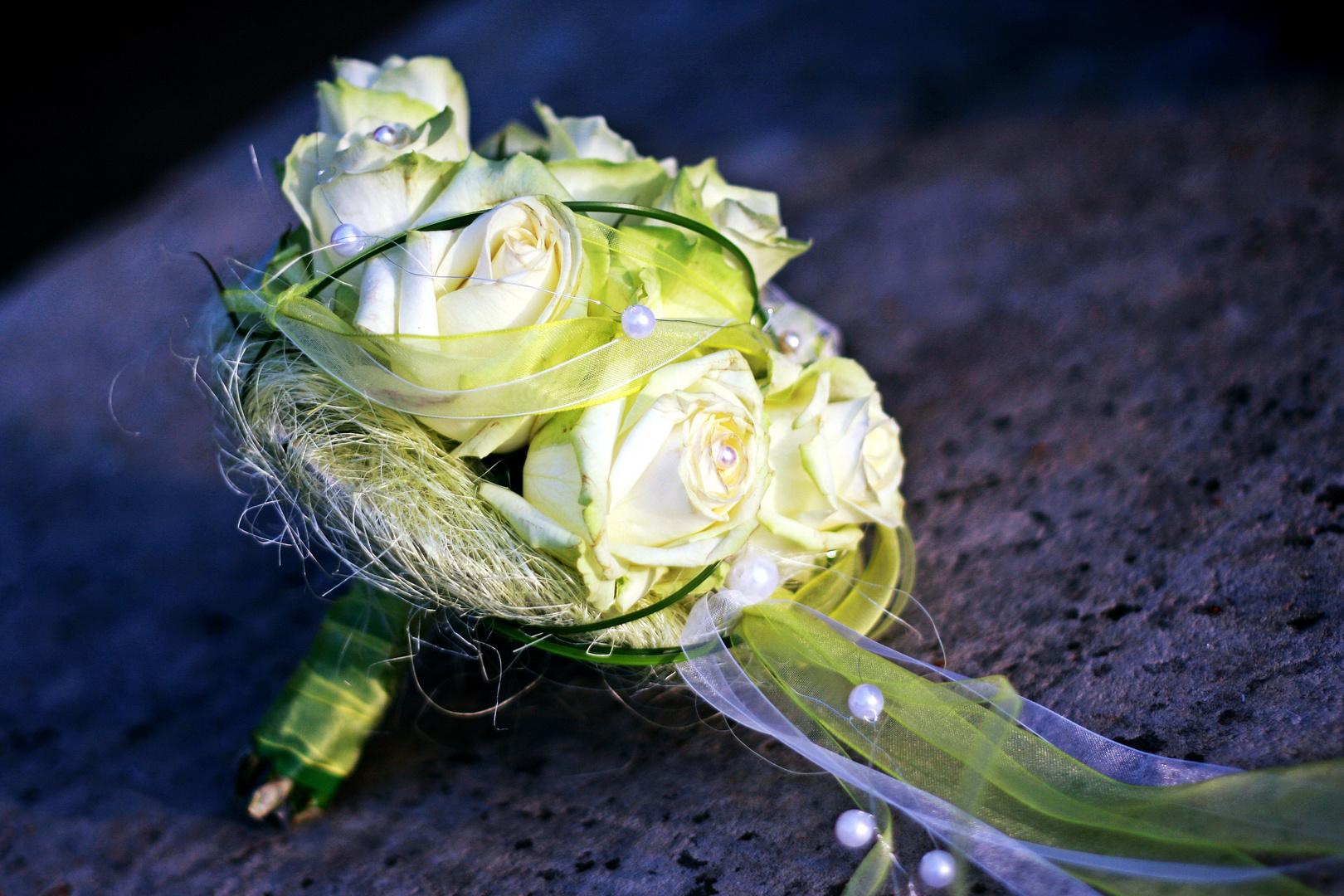 Hochzeitsstrauss Foto Bild Pflanzen Pilze Flechten Natur