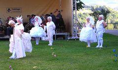 Hochzeitsvorbereitungen in Athen