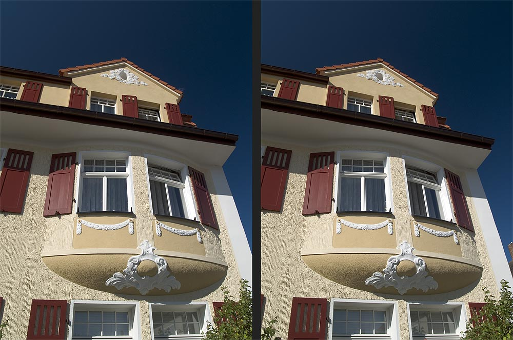 Höchstadt (Aisch), Haus mit Erkerfenster