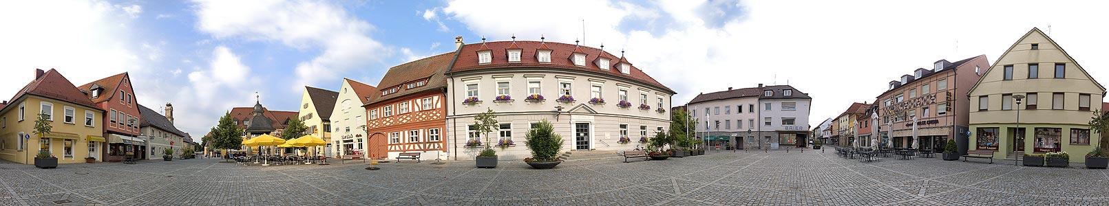 Höchstadt (Aisch), Marktplatz