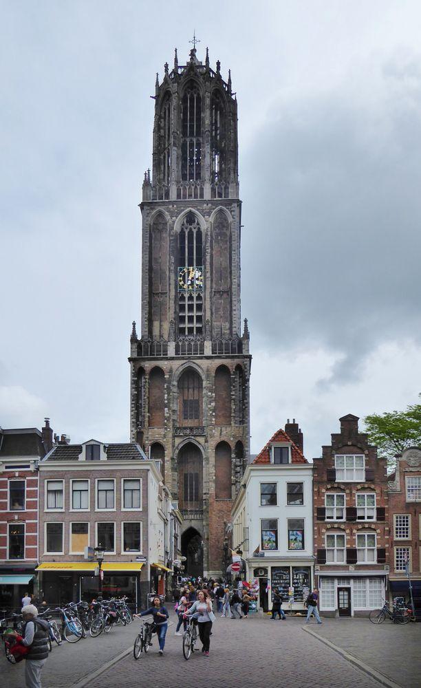 Höchster Kirchturm der Niederlande