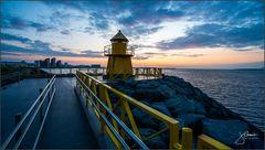 Höfði lighthouse