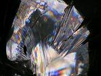 Höhlenfenster aus Kristallglas