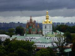 Höhlenkloster in Kiew