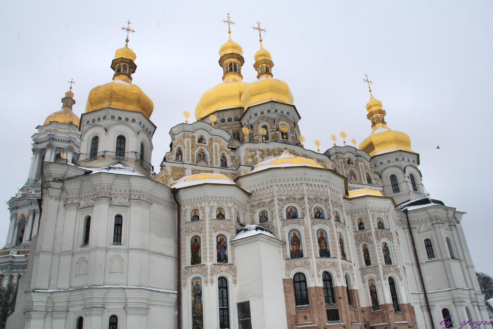 Höhlenkloster Kiev
