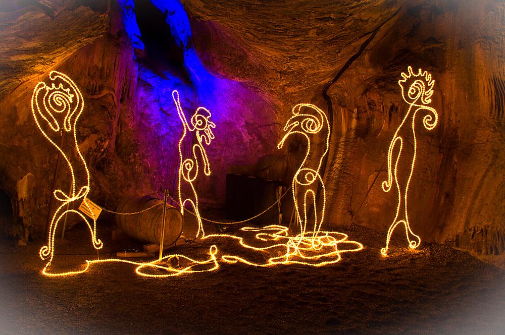 Höhlenlichter 2012