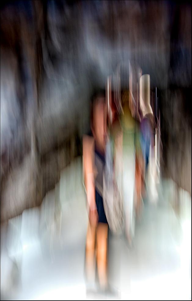 Höhlenmenschen .