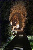 Höhlenwanderung ...
